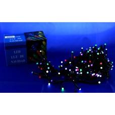 Xmas LED 100 M-4 Мультицветная  RGB COLOR (ПРОДАЕТСЯ ТОЛЬКО ЯЩИКОМ!!!)