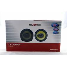 Автоколонки TS 7070 max 260w 16