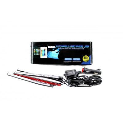 Купить Универсальная RGB led подсветка с микрофоном HR-01678 в Одессе