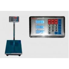 Весы ACS 150kg 40*50 Domotec 6V с железной головой