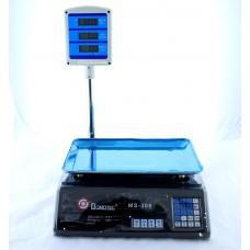 Весы ACS 50kg/5g + pole 308 Domotec