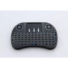 Клавиатура Keyboard wireless MWK08/i8 Led touch с подсветкой
