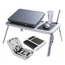 Подставка для ноутбука с охлаждением LD 09 E-TABLE (столик)