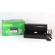 Ультрофиолетовая лампа, детектор валют работает от сети 220 вольт 101A1C