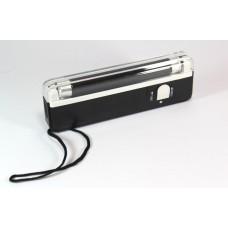 Ультрофиолетовая лампа, детектор валют работающий от батареек DL01