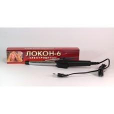 Щипцы для волос 100689  Локон 6 (плойка)