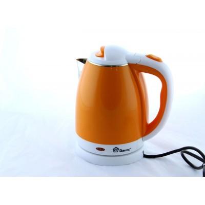 Купить Чайник Domotec MS 5022 Оранжевый 220V/1500W в Одессе