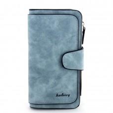 Кошелек, портмоне Baellerry N2345 (Синий джинс) (Арт: 6856-4747)