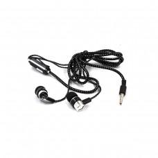 Наушники вакуумные с микрофоном JL-090 (LR12)