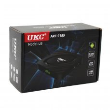 ТВ-приставка SMART TV U3 2gb\16gb S905W+BT / Смарт-приставка
