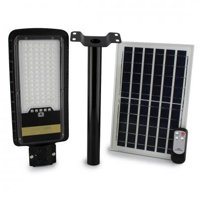 Купити Уличный фонарь на столб  solar street JD 296 VPP 200W  Remote (пульт) в Одесі