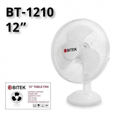 """Купить Вентилятор настольный 12"""" BT-1210 (продается только ящиком 4 шт.!!!) в Одессе"""