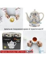 Чайник Domotec MS 5053 керамічний 1,5L