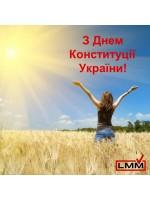 Вітаємо з Днем Конституції УКраїни!