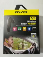 Відеоогляд навушника бездротового Awei N3 BT (bluetooth гарнітура)